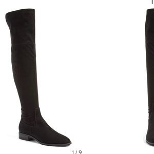 Ivanka Trump LUCI over the knee boots